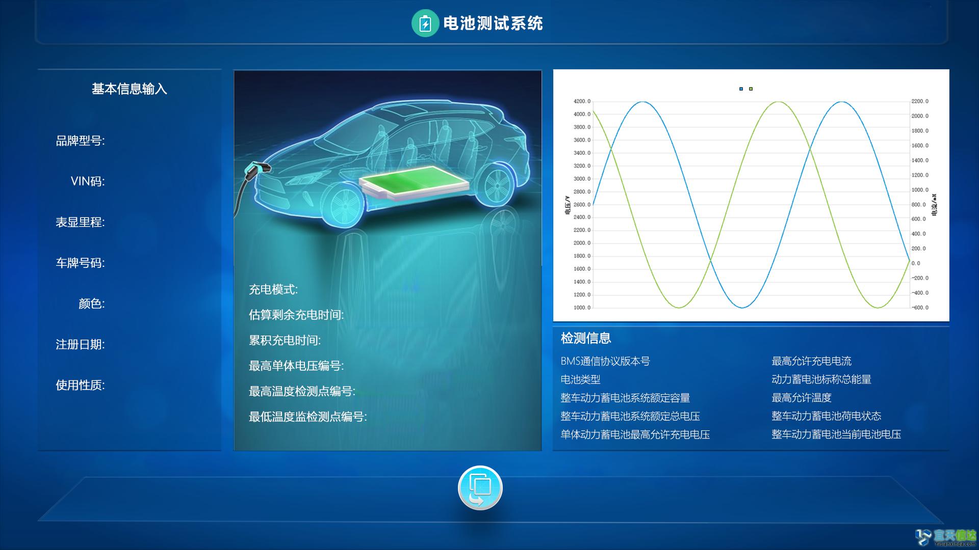 北京mile体育官方网站公司开发新能源监测管理系统